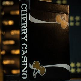 Cherry Casino Monte Carlo Black and Gold Deck