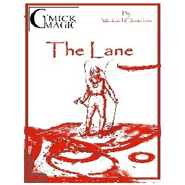The Lane (Gimmick + Dvd)