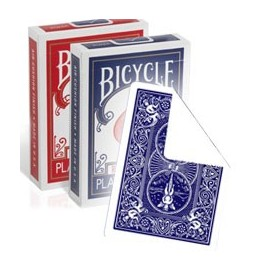 Jeu Bicycle Truqué Face Blanche