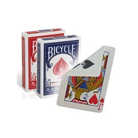 Jeu Bicycle Truqué Double Faces