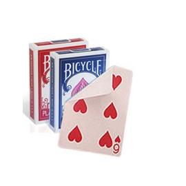 Jeu Bicycle Truqué Dos Blanc