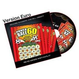 PowerBall - Euro (Gimmick + DVD)