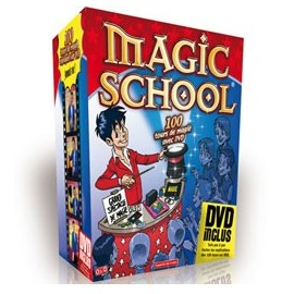 Coffret Magic School + DVD