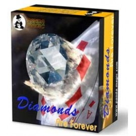 Diamonds Are Forever (Dvd + Gimmick)