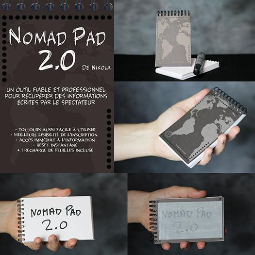 Aperçu du Nomad Pad 2.0