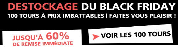 Black Friday - Destockage