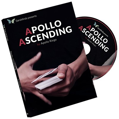 DVD Apollo Ascending (Gimmick inclus)