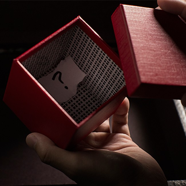 The Gift (Rouge - Edition Limitée)