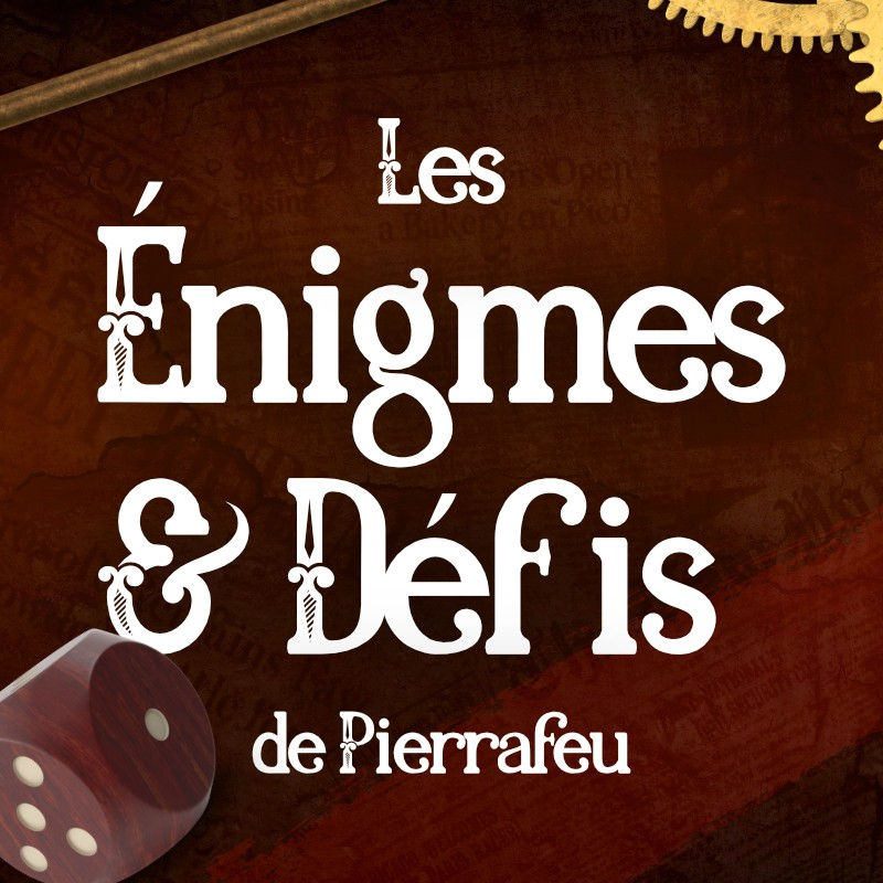 Les Enigmes et Défis de Pierrafeu